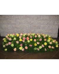 Kistbedekking rozen